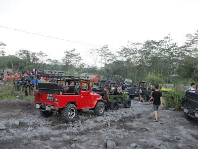 Merapi Lava Tour - Paket Tour Yogyakarta Periode Lebaran 2018 - Salika Travel