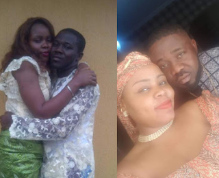 Nigerian man shares throwback photos of himself and wife from 5 years ago, showing their remarkable transformation