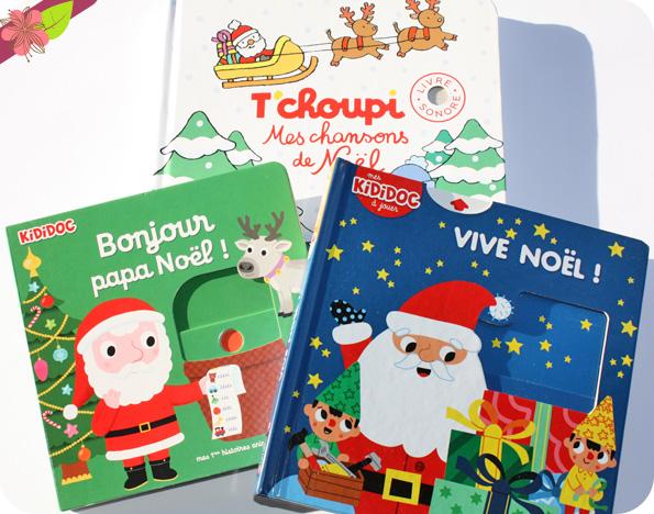 Des albums sur Noël pour les tout-petits avec les éditions Nathan