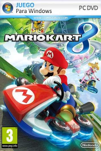 Скачать игру mario kart 8 через торрент на pc