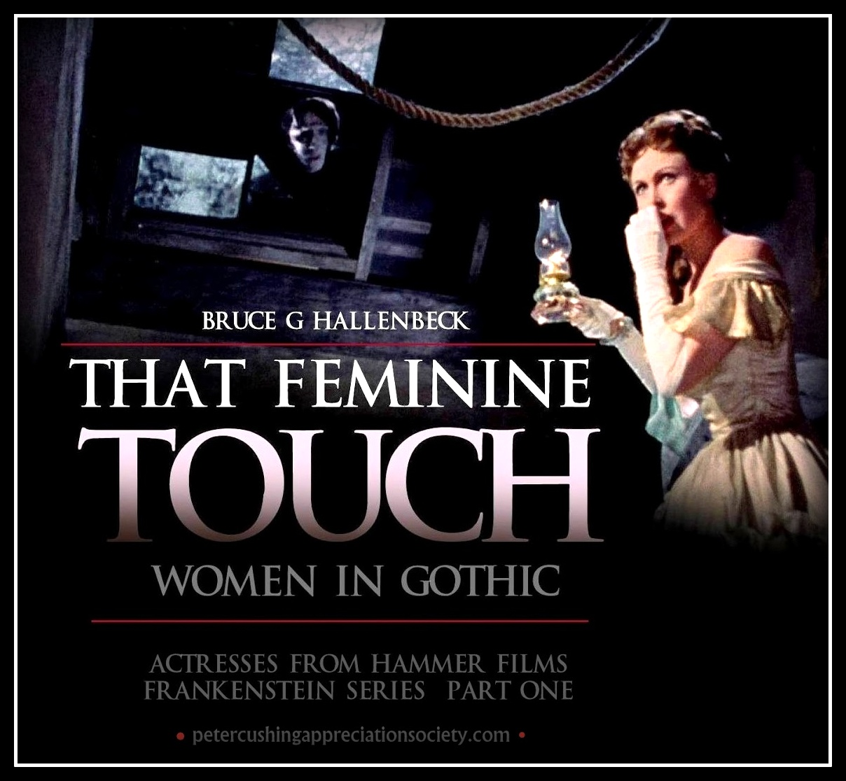 BRUCE HALLENBECK'S 'THAT FEMININE TOUCH'