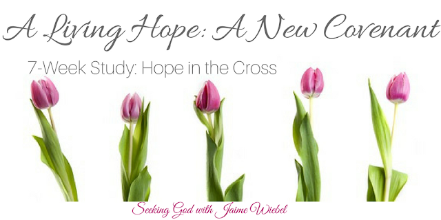 The new covenant gives life (2 Corinthians 3:7).  It gives us a new hope (1 Peter 1:3). A new heart and a new spirit (Ezekiel 36:26). A hope in the Living God (1 Tim 4:10) that we can receive from nothing and no one else.