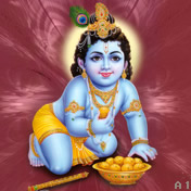 Cute Child Lord Krishna Images Amp Wallpapers