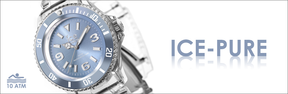 Ice-Pure Collection of Ice-Watch