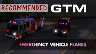ATS - GTM Team Emergency Vehicle Flares