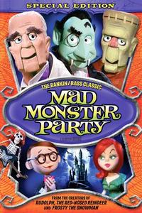 Watch Mad Monster Party? Online Free in HD