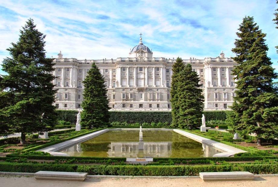 Palácio Real de Madri - O que fazer