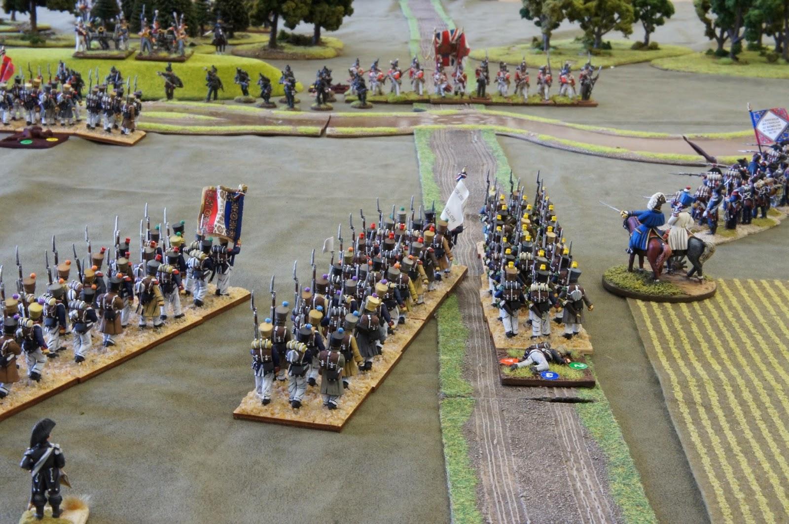 Warlord games-poudre noire BNIB Late Russian infanterie napoléonienne