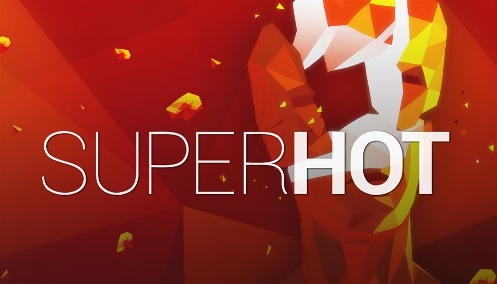 Superhot PC Game Download Poster