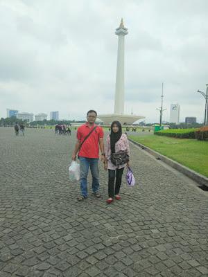 Sejarah Di Bangunnya Monumen Nasional (Monas)