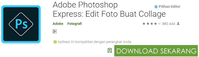 aplikasi edit foto android mirip photoshop