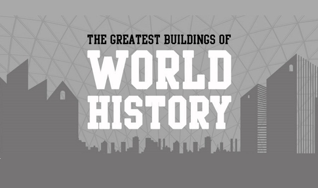 The Greatest Buildings of World History