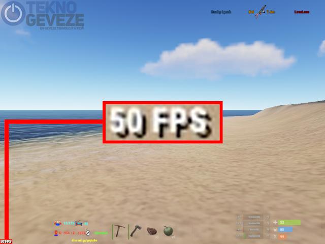 Rust FPS Arttırma Ayrıntılı Anlatım