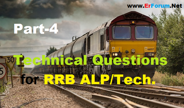 rrb-alp-technical-questions