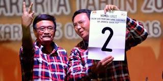Putaran Kedua Pilgub DKI Jakarta, Gubernur Ahok Wajib Untuk Cuti Kembali.