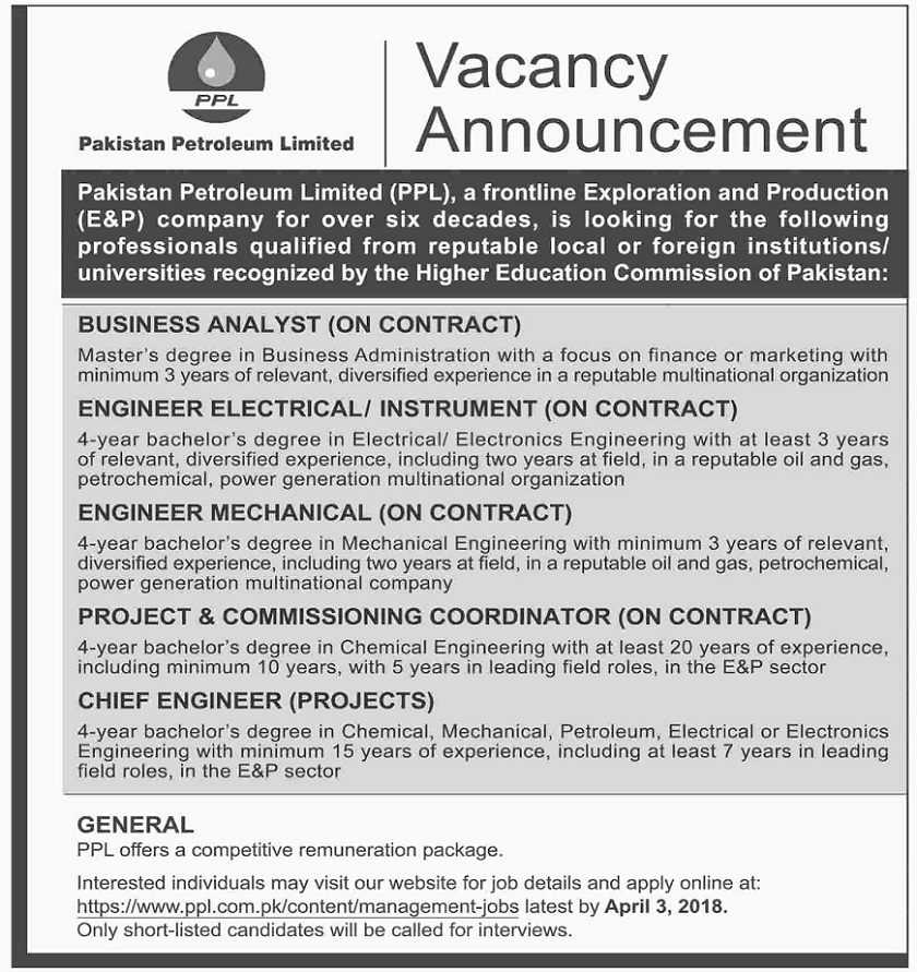 Jobs for Engineers in Oil and GAS, Oil and Gas Jobs, Oil&Gas jobs 2018, Exploration Jobs 2018