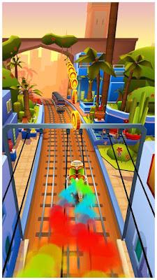 تحميل لعبة صب واي Subway Surfers  للاندرويد مجانا