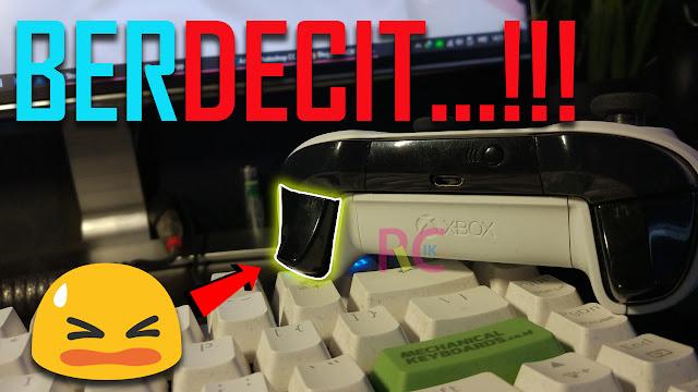 Cara Memperbaiki Tombol Trigger RT Stick Controller XBOX ONE S yang Mulai Bermasalah: Muncul Suara Berdecit