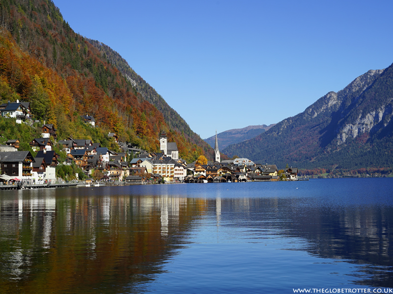 Hallstatt - The most photographed town in Austria