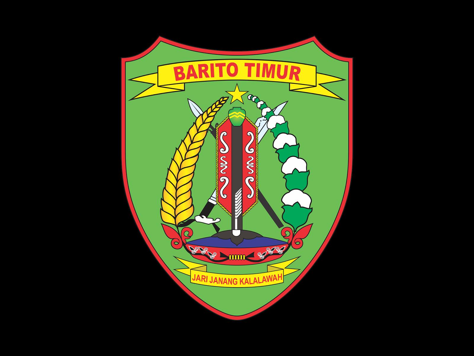 Logo Kabupaten Barito Timur Vector Cdr Png Hd Biologizone