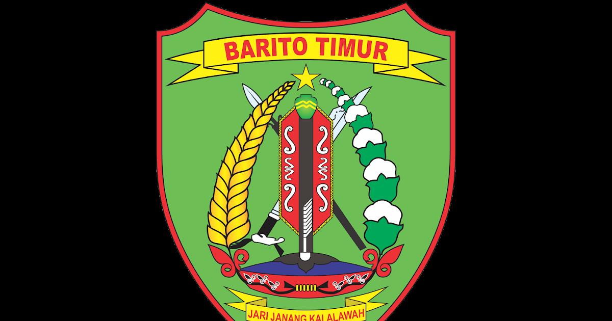 Logo Kabupaten Barito Timur Vector Cdr & Png HD   GUDRIL ...