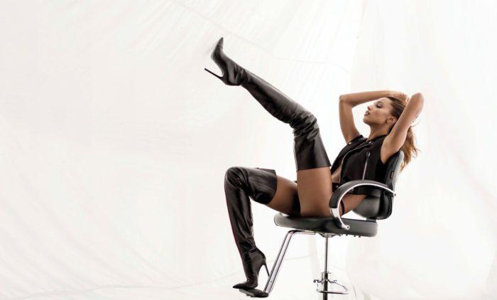 Jasmine Tookes by Gilles Bensimon for Maxim February 2017