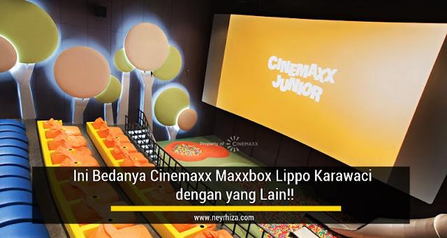 FASILITAS Cinemaxx Maxxbox