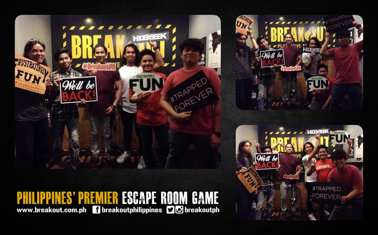 What Went Wrong With Our Hide Seek Breakout Ph Experience