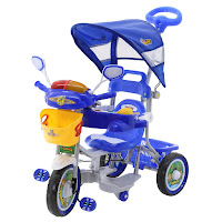 family f7233t ranger baby tricycle
