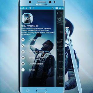 Download BBM Mod Higuian v3.3.0.16 Bebas Iklan Android