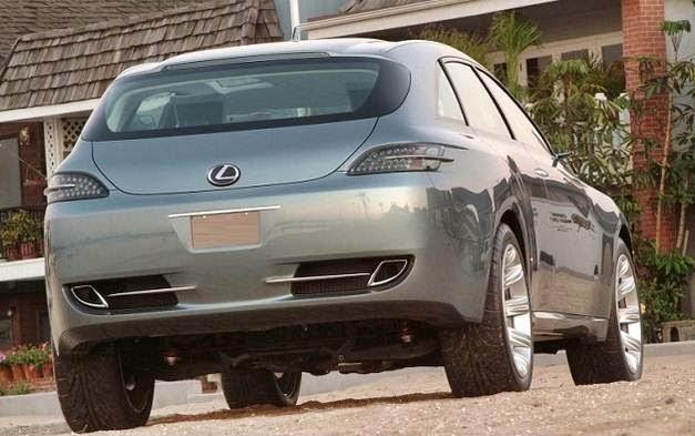 2016 Lexus TX Impressive