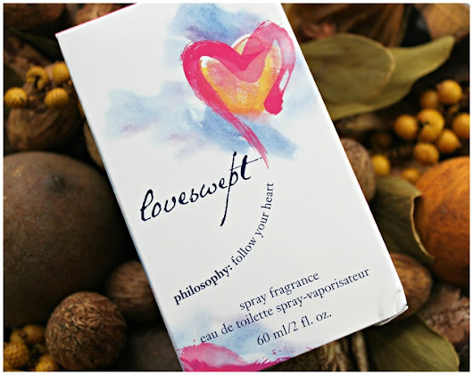 Fall in Love with loveswept - a New Fragrance by philosophy | Glamorable!