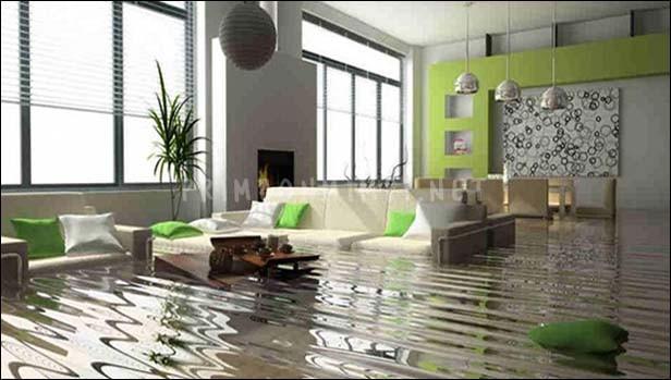 Mimpi Rumah Kebanjiran