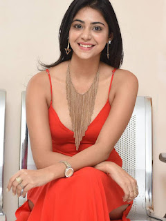 Priyanka Bhardwaj Stills At Mister 420 Movie logo launch 13.jpg