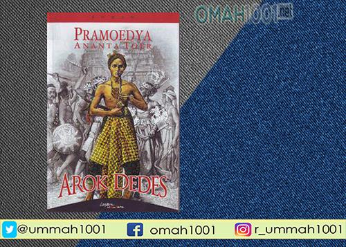 E-Book: Arok-Dedes Karya Pramoedya Ananta Toer