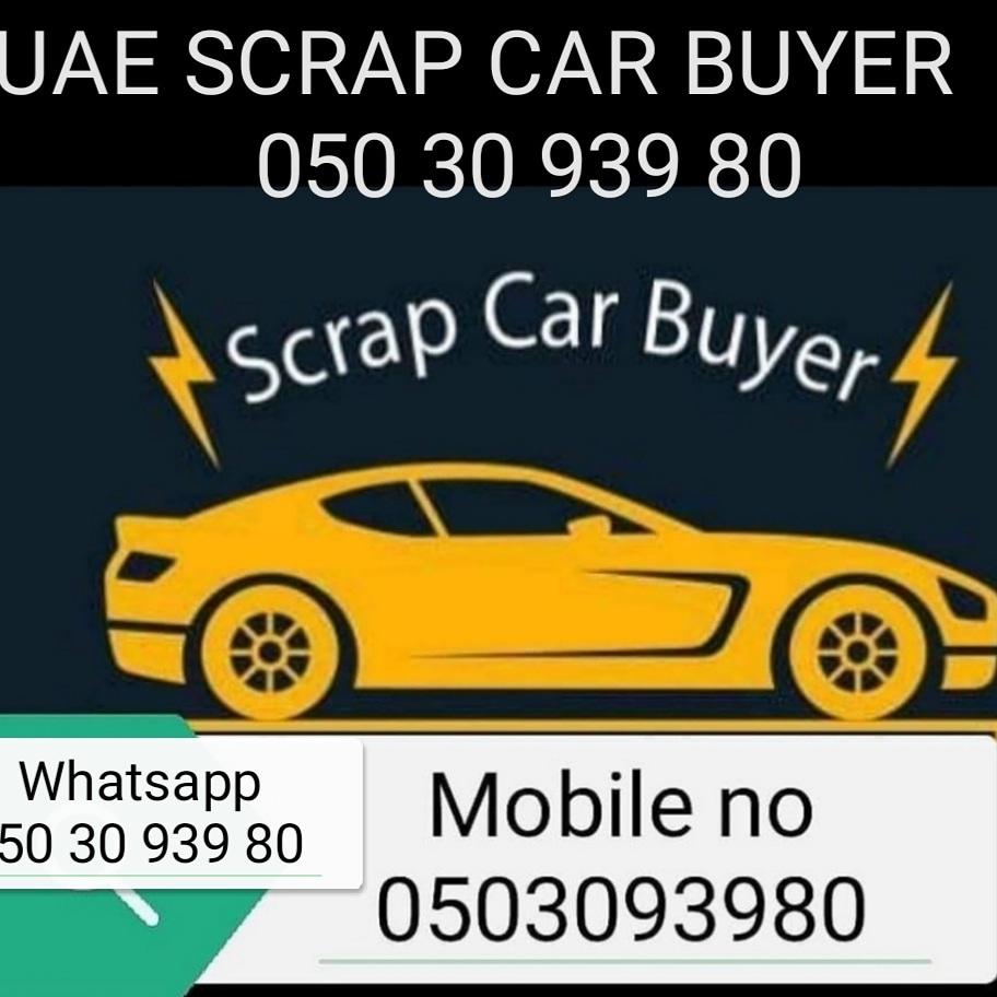 HOW SELL MY SCRAP CAR 0503093980 | uae scrap car buyer