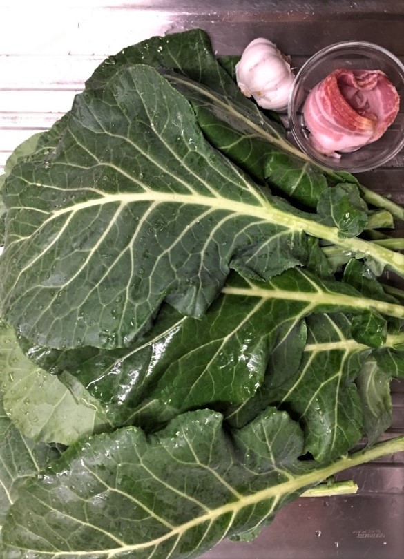 Easy Collard Greens Recipe