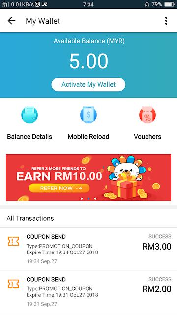 Cara Untuk Dapat Kredit Topup Percuma 2019