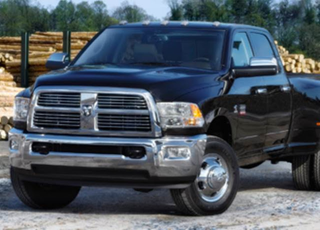 2017 Dodge RAM 2500 Big Horn Diesel Review
