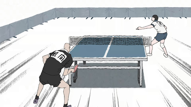 Ping Pong the Animation بلوراي مترجم تحميل و مشاهدة اون لاين 1080p