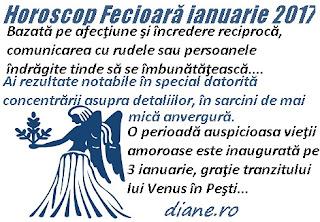 Horoscop ianuarie 2017 Fecioară
