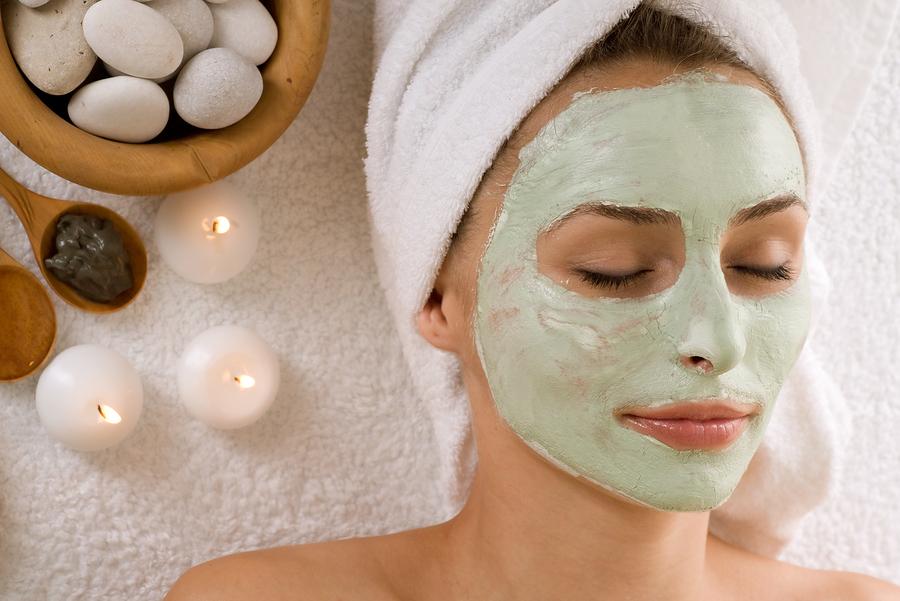Spa Facial Mask 18