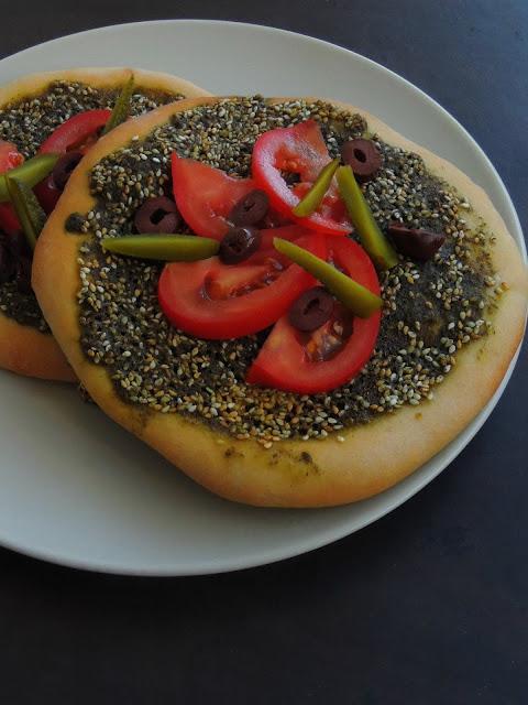 Lebanese Pizza, Manoosheh