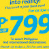 P799 All-In Fare Cebu Pacific Promo Ticket 2017