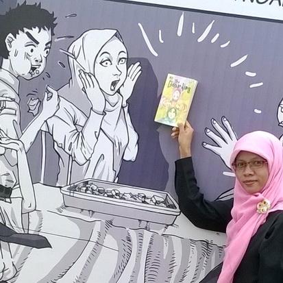 Penulis buku dan blogger Bandung
