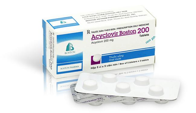 Obat Acyclovir