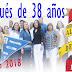 """Después de 38 años, 2a. Reunión de Generación 1977-1980 de la Secundaria No 1 """"Alfredo del Mazo"""""""