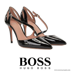Crown Princess Mary Hugo Boss pumps