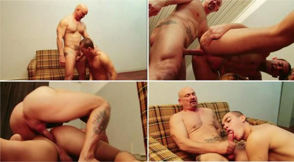Bareback Sexo Gay Paizão Garotão