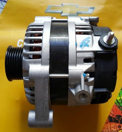 Máy phát điện xe Captiva máy xăng chính hãng GM